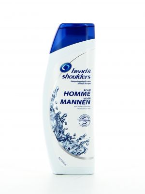 Head & Shoulders Shampooing 300 Ml Pour homme