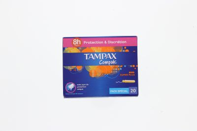 Tampax Compak X 20 Super Plus