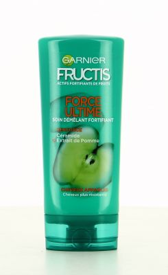 Fructis Après Sgampooing 200 Ml Force Ultime