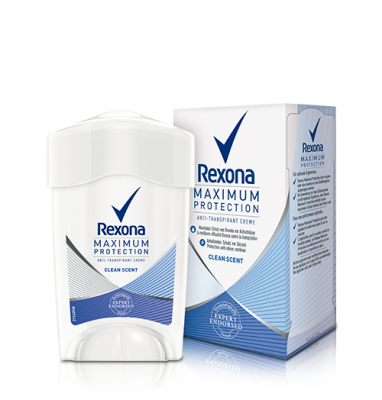 Rexona déodorant stick 45ml max protect clean fresh