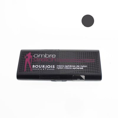 Bourjois Paris Ombre Stretch N°01 Intense Black
