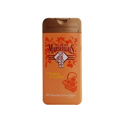 Le Petit Marseillais Gel Douche Orange & Coing 300ML