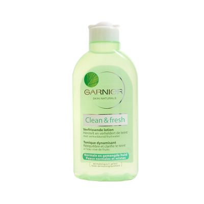 Garnier Skin Naturals Clean & Fresh Lotion Tonique 200ML