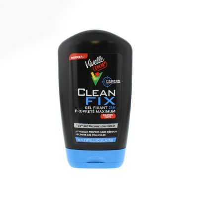 Vivelle Dop Clean Fix Gel Fixant Antipelliculaire 150ML