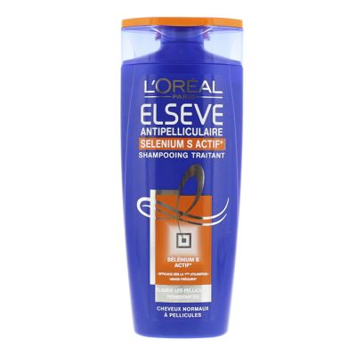 Elseve shampooing 250 ml anti p selenium