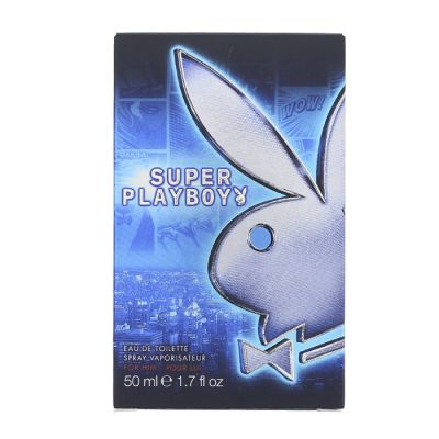 Playboy Eau De Toilette Super Playboy 50ML Homme