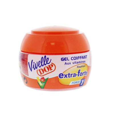 Vivelle Dop Fixation Extra-Force 7 Gel Coiffant 150Ml