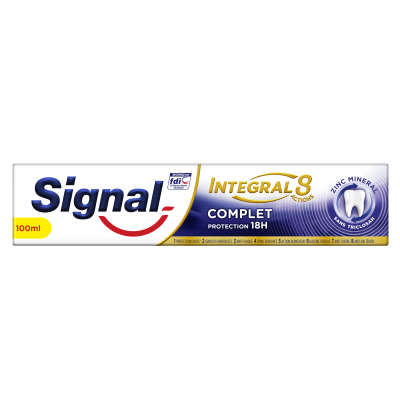 Pack de 24 Signal Dentifrice Integral 8 Complet 100ml