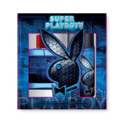 Playboy Coffret Super Playboy Homme