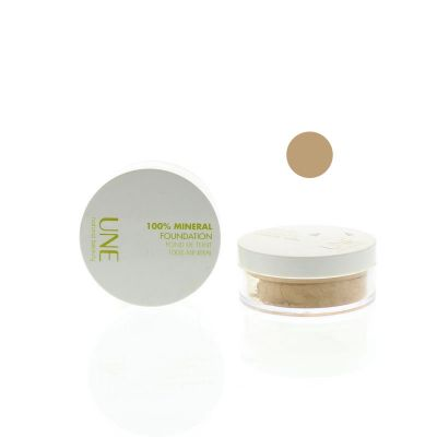 Une Natural Beauty 100% Mineral Fondation N°M 06