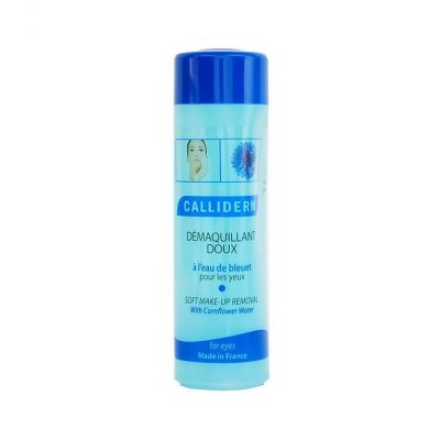 Calliderm demaquillant yeux 250 ml