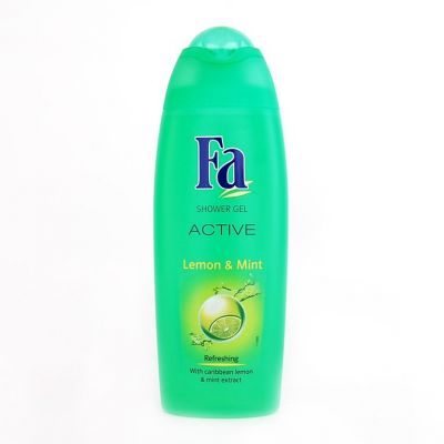 Fa gel douche 250 ml lemon & mint