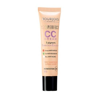 Bourjois cc cream 123 perfect 33 beige rose