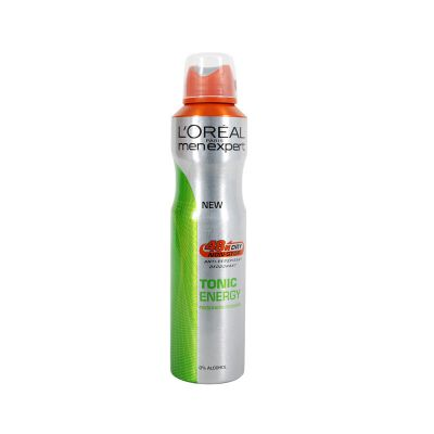 L'Oréal Men Expert Déodorant Tonic Energy Spray 250ML