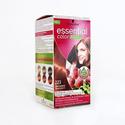 Essential Color De Schwarzkopf N°223 Blond Ambré