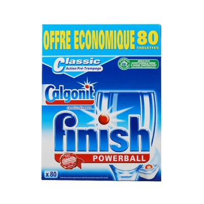 Finish Powerball Classic 80 Tablettes