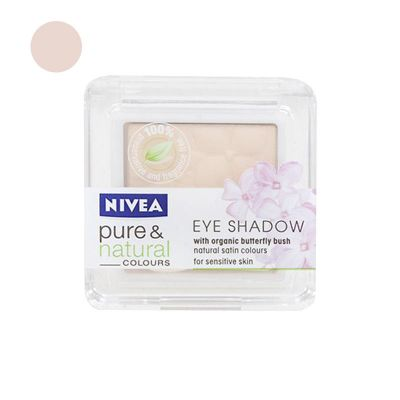 Nivea Pure & Natural Colours Fard A Paupières N°11 Nobel Ivory
