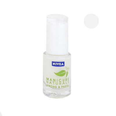 Nivea Manicure Naturals Strong & Pastel Vernis A Ongle N°2 Vanilla