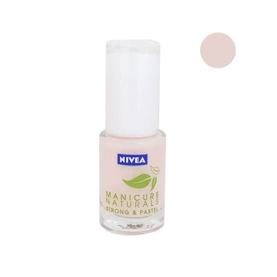 Nivea Manicure Naturals Strong & Pastel Vernis A Ongle N°3 Rosé