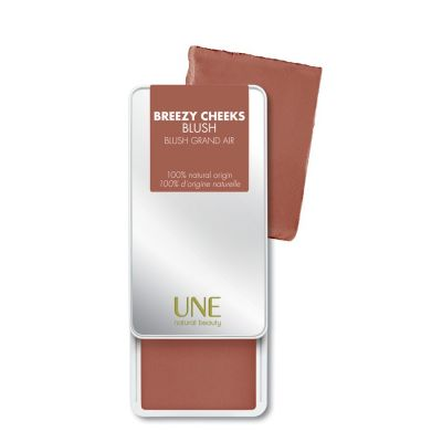 Une Natural Beauty By Bourjois - Breezy Cheeks Blush Grand Air N°B14