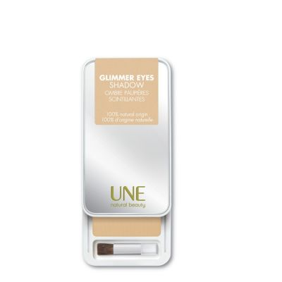 Une Natural Beauty By Bourjois - Glimmer Ombre Paupières Scintillantes N°G02