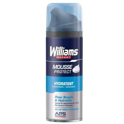 WILLIAMS MOUSSE A RASER HYDRATANT