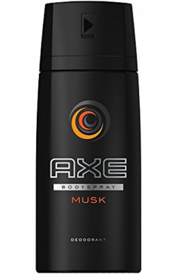AXE DEO SPRAY 150 ML MUSK POLARIS