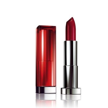 Gemey Maybelline Color Sensational Rouge A Lèvres N° 547 Pleasure Me Red