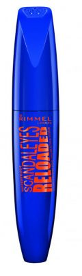 Rimmel Mascara Scandaleyes Reloaded Waterproof 001 Black
