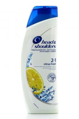 Head & Shoulders 2en1 Citrus Fresh Shampooing 450ML