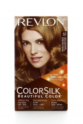 Revlon Colorsilk Coloration 57 Chatain Dore Le Plus Clair