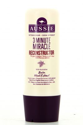 Aussie 3 Minute Miracle Masque 250 Ml Reconstructor