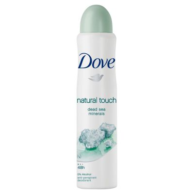 DOVE DEO SPRAY 100 ML NATURAL TOUCH