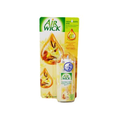 Air Wick Fresh Matic Mini Recharge Vanille Gourmande