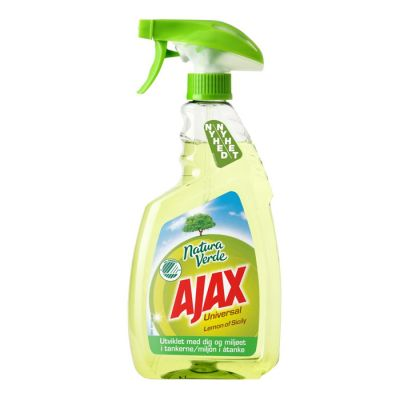 Ajax Natura Verde Multi-Usage Citron De Sicile 600Ml