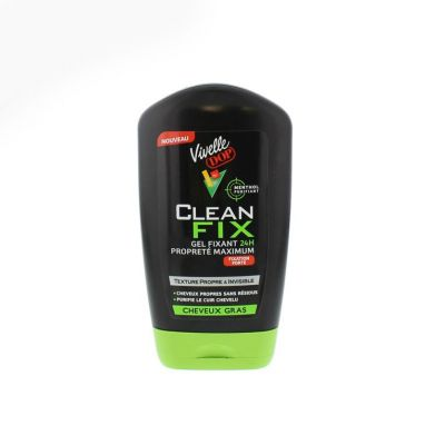 Vivelle Dop Clean Fix Gel Fixant Cheveux Gras 150ML