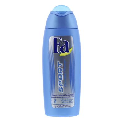Fa gel douche 250 ml sport cool energy