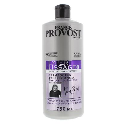 Shampooing Franck Provost Expert Lissage 750 ml