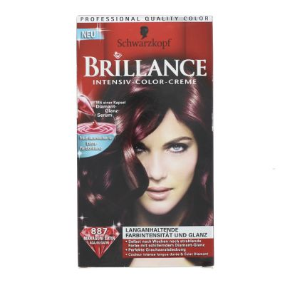 Brillance Coloration 887 Acajou Satin