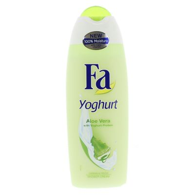 Fa gel douche 250 ml yoghurt aloe vera