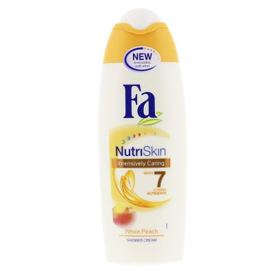 Fa gel douche 250 ml white peach