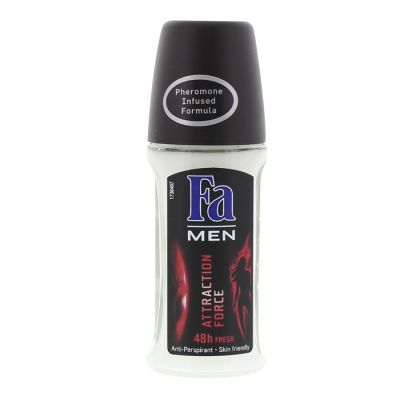 Fa déodorant roll on 50 ml attraction force