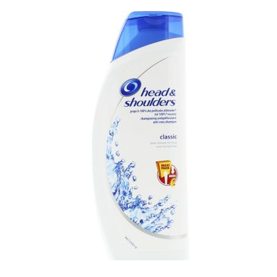 Head & Shoulders Shampooing Classic Clean 600ml