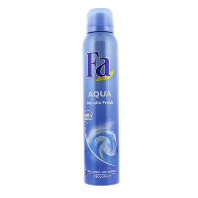 Fa déodorant spray 200ml aqua 48h