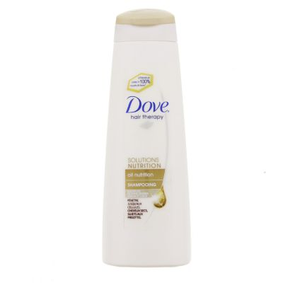 Dove shampooing 250 ml lisse & soy