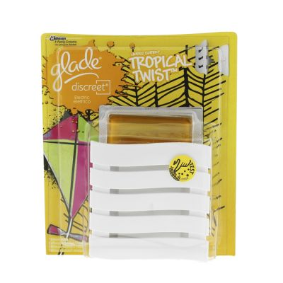 Glade By Brise Discreet Diffuseur Electrique Tropical