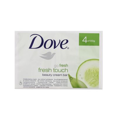 Dove savon 4 x 100g fresh touch