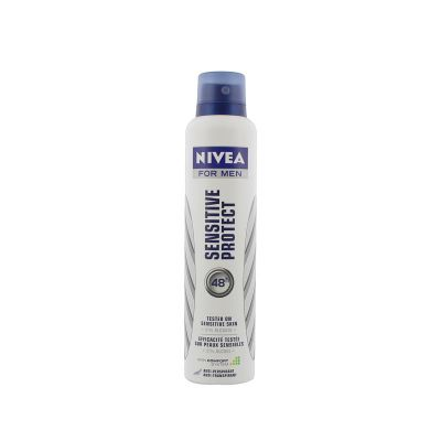 Nivea Men Sensitive Protect Déodorant Spray 250ML