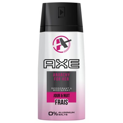 Axe déodorant spray 150 ml polaris pour elle anarchy