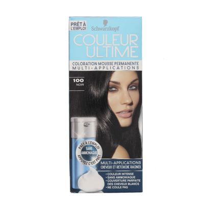 Couleur ultime coloration 100 noir